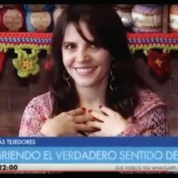 Entrevista en Chilevisión Noticias